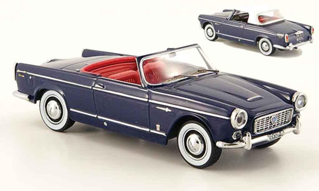 Lancia Appia 1/43 Norev cabriolet vignale bleu 1959 miniature