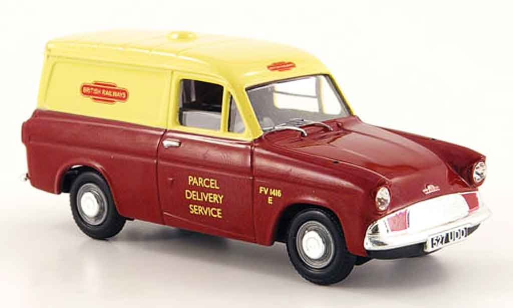 Ford Anglia 1/43 Vanguards Van British Railways Parcel Delivery miniature