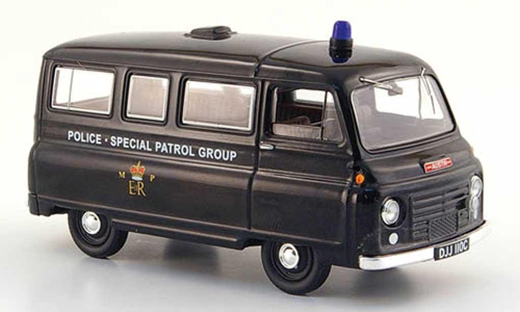 Austin J2 1/43 Vanguards Minibus Metropolitan Police SPG 1970 miniature