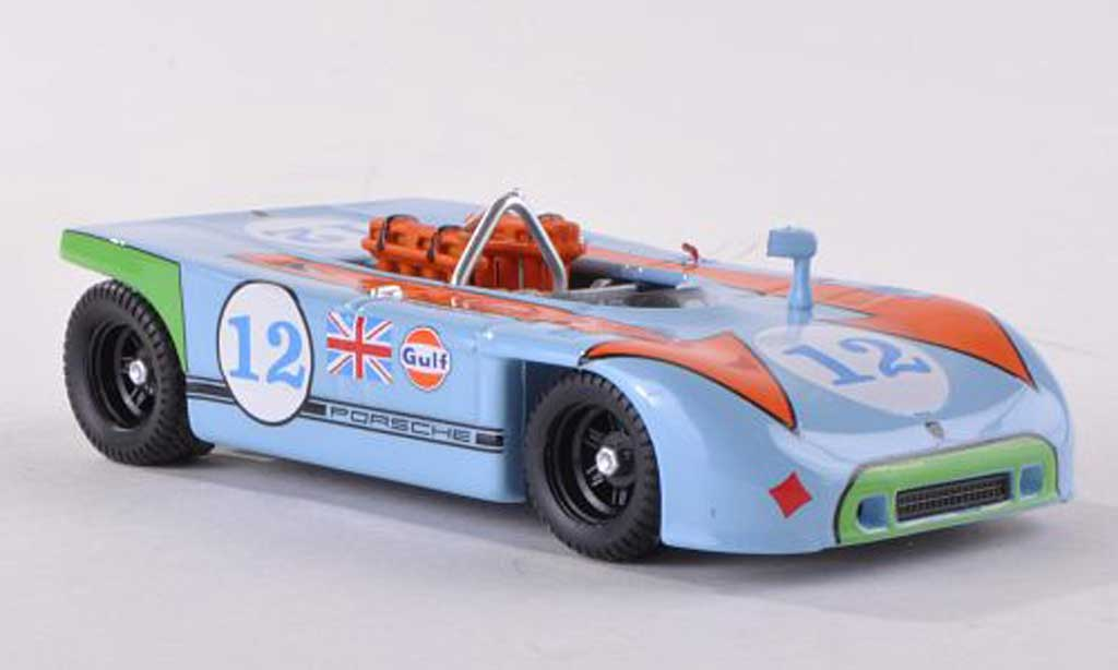 Porsche 908 1970 1/43 Best /3 No.12 Gulf Siffert/Redman Targa Florio diecast model cars