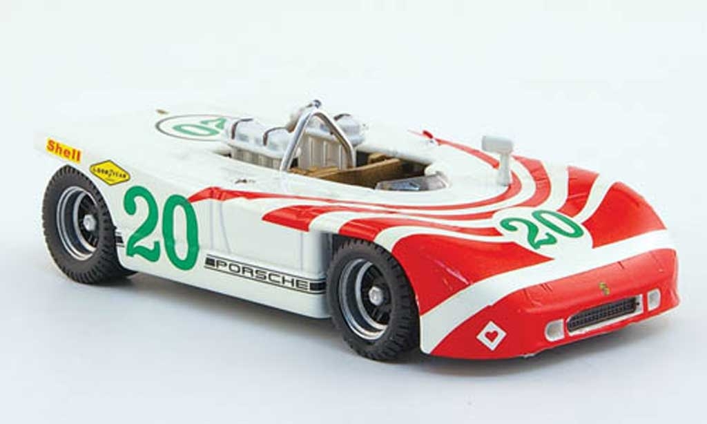 Porsche 908 1970 1/43 Best No.20 Elford/Hermann Targa Florio miniature