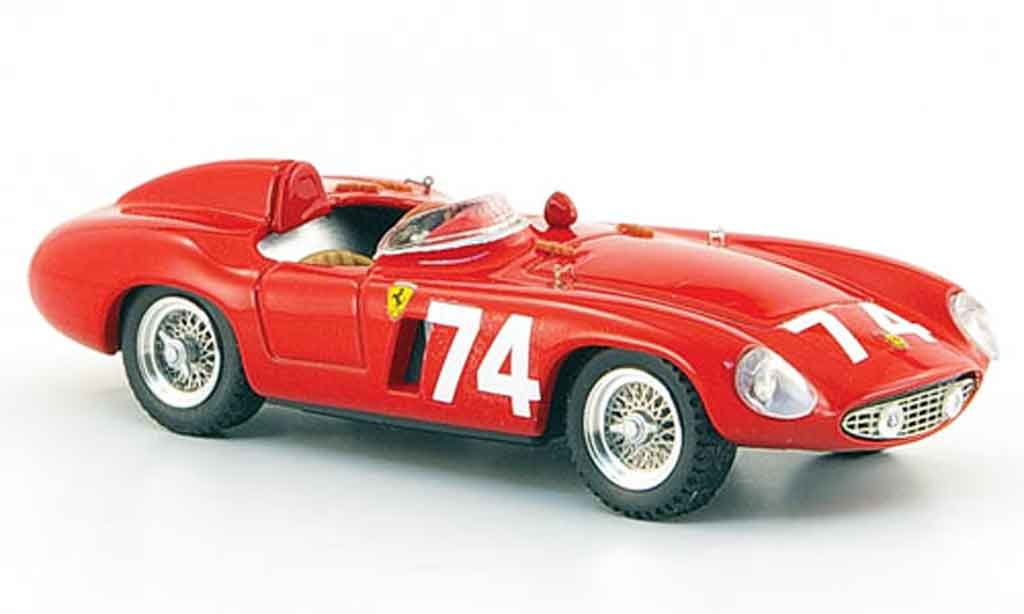 Ferrari 750 1/43 Art Model monza no.74 pucci cortese targa florio 1955 miniature