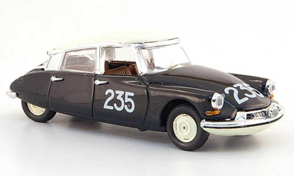 Citroen DS 19 1/43 Rio 19 No.235 Renaud/Gordine Mille Miglia 1957 miniature