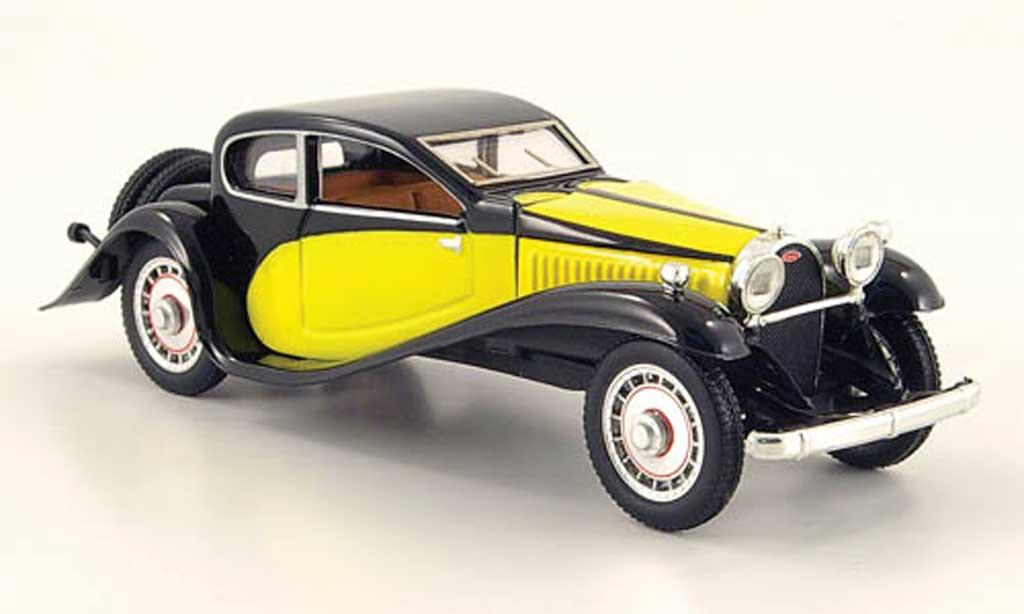 Bugatti 50 1/43 Rio yellow/black 1933 diecast model cars