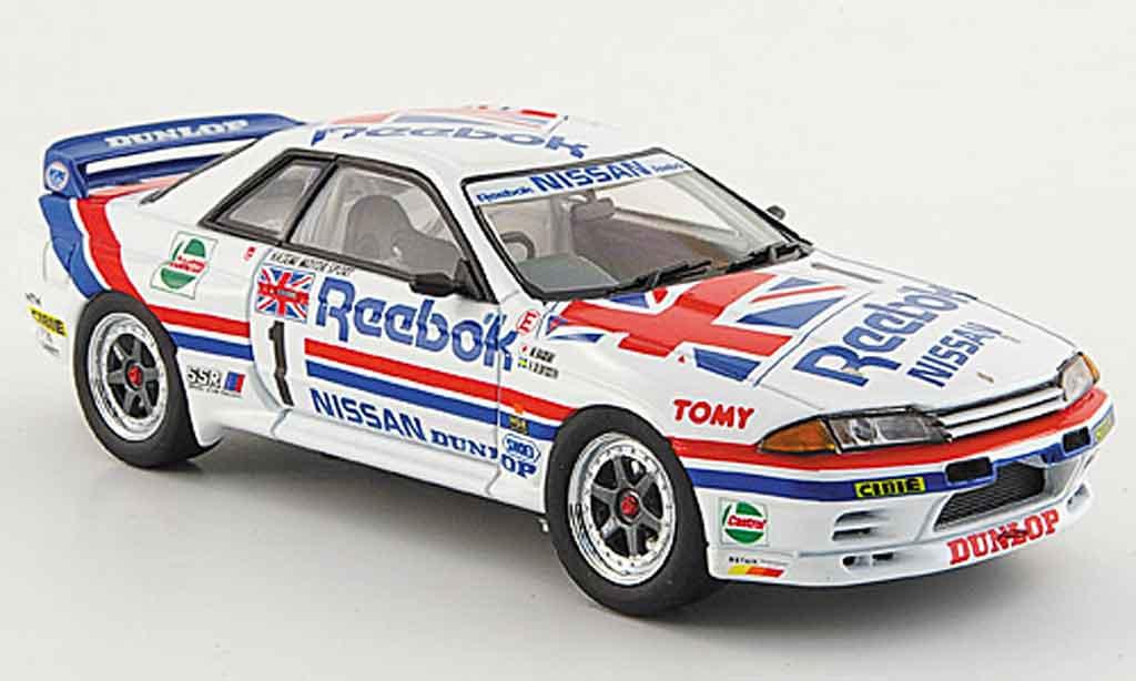 Nissan Skyline R32 1/43 Ebbro GT R Gr.A No.1 Reebok 1990 diecast