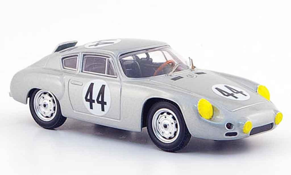 Porsche Abarth 1/43 Best No.44 Wester Holbert Sebring 1963 miniatura