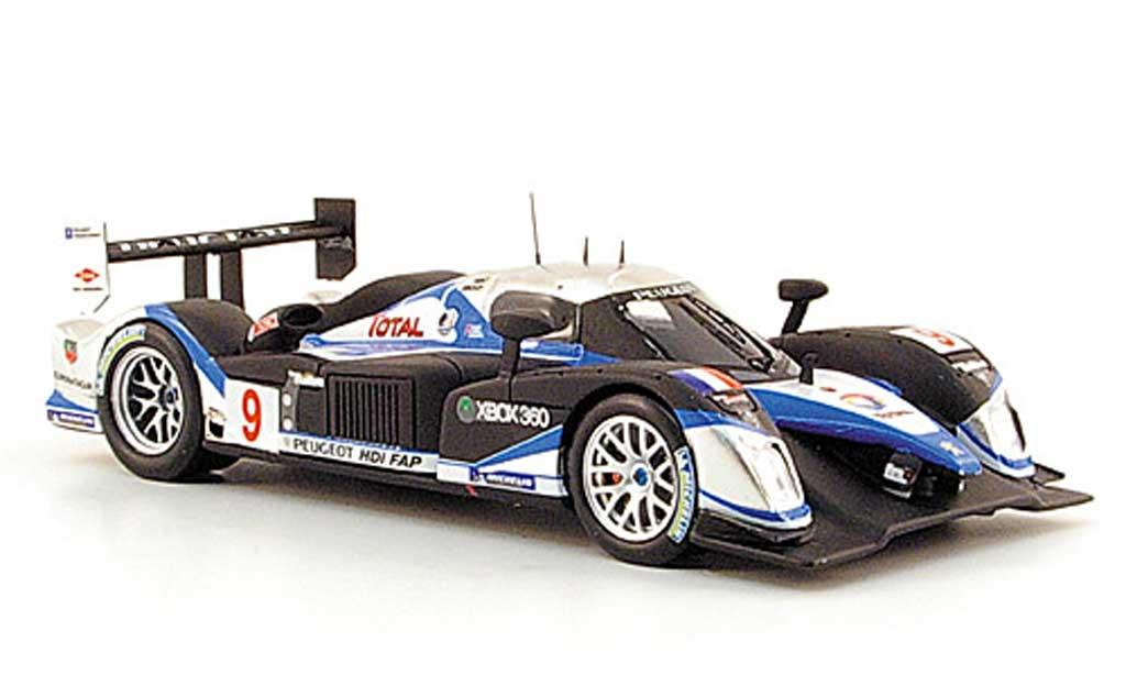 Peugeot 908 2009 1/43 Provence Moulage HDI FAP No.9 24h Le Mans miniature