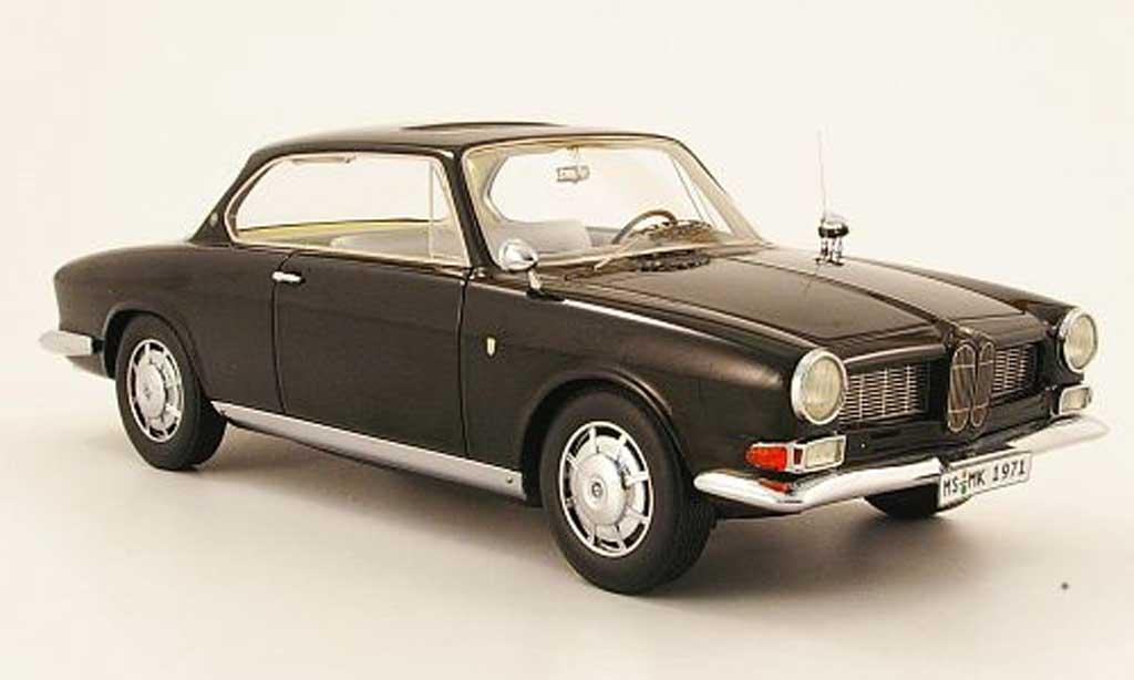 Bmw 3200 1/18 Neo CS bertone noire 1961