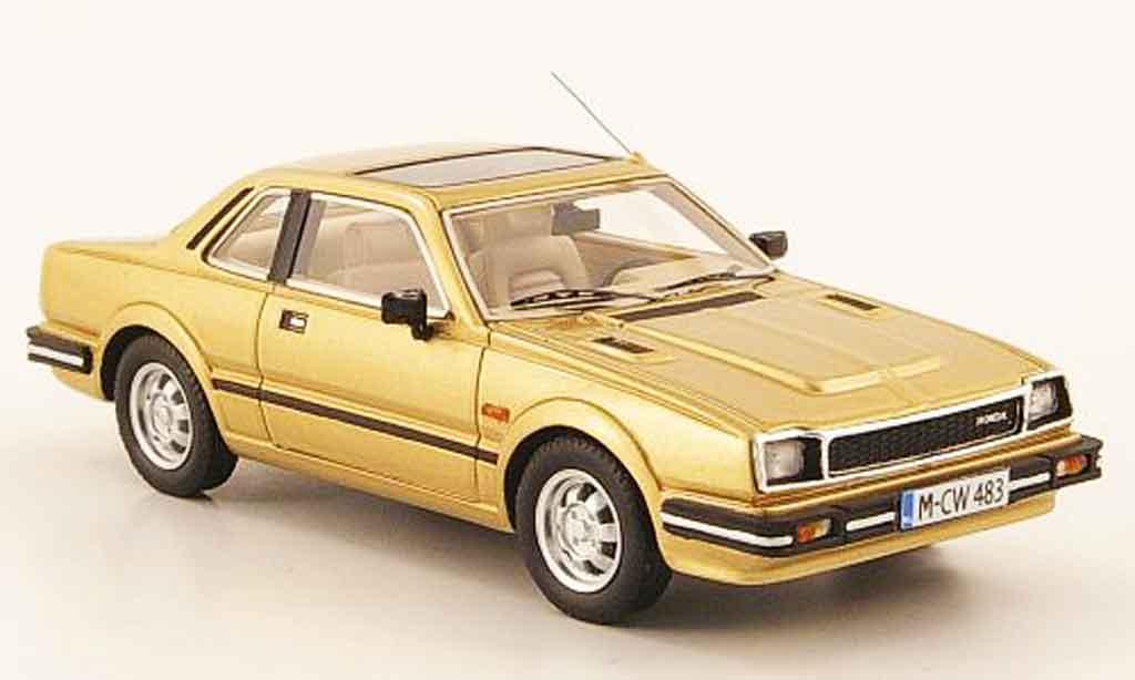 Honda Prelude 1/43 Neo MkI or edition liavecee 300 1983 miniature
