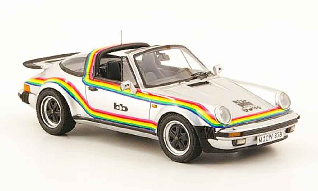 Porsche 930 Turbo 1/43 Neo Targa B&B Tuning liavec. Auflage 300 1976 diecast model cars