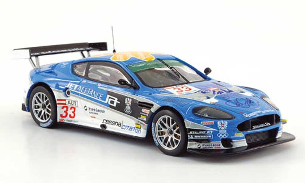 Aston Martin DBR9 1/43 IXO No.33 FIA GT Sieger Silverstone 2008 diecast