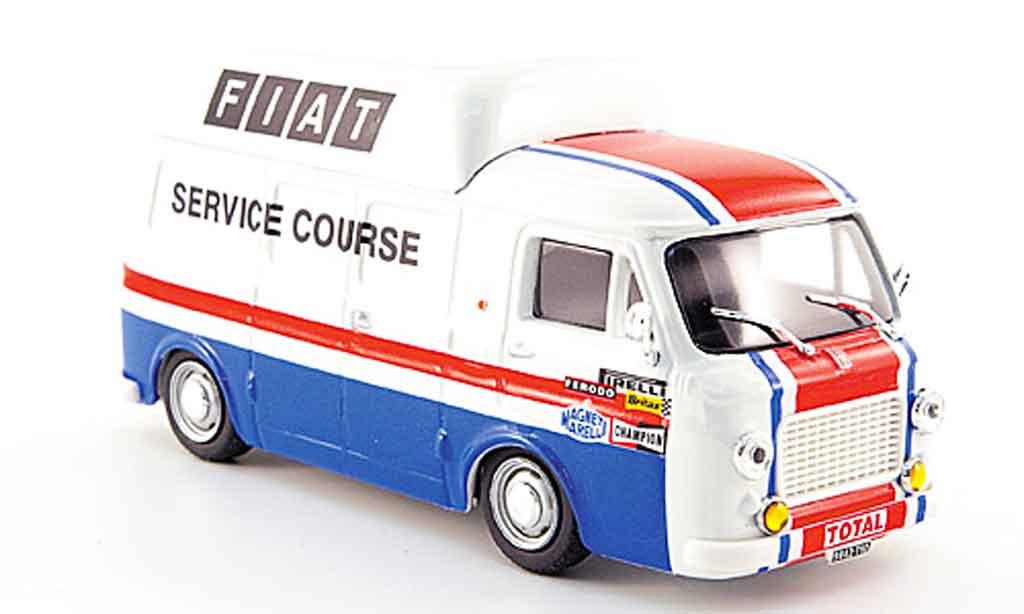 Fiat 238 1/43 Pego Servicefahrzeug Frankreich Hochdach 1977 miniature
