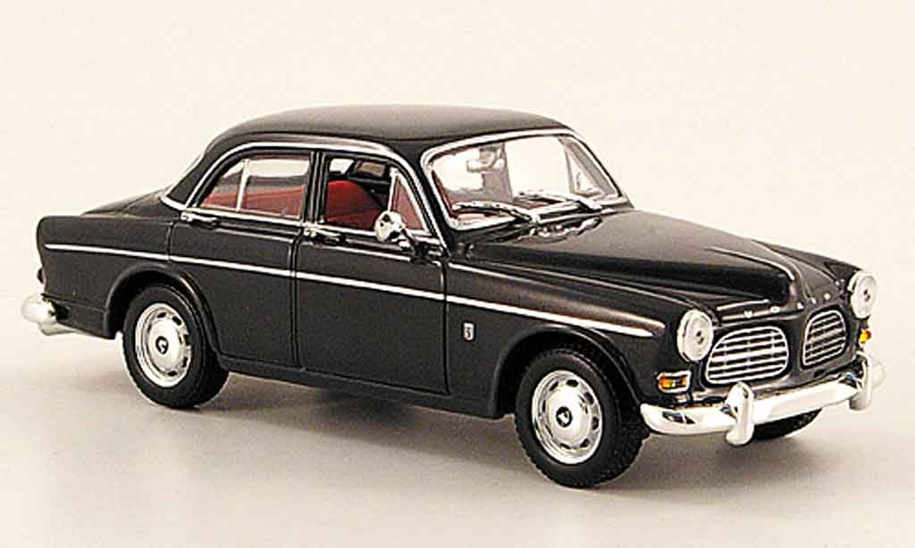 Volvo 121 1/43 Minichamps Amazon grise 4 turig 1966 miniature