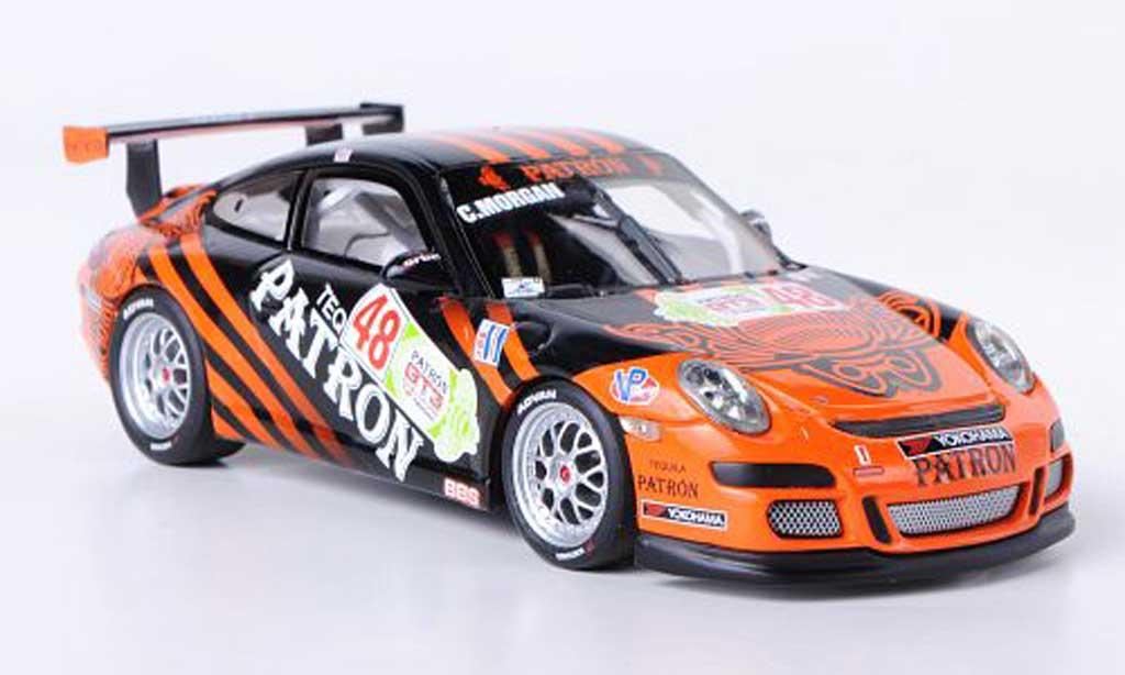 Porsche 997 GT3 Cup 2009 1/43 Minichamps No.48 C.Morgan IMSA GT3 Cup Challenge