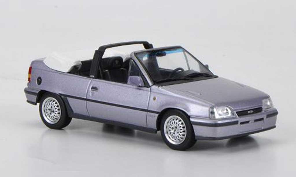 Opel Kadett E 1/43 Minichamps E GSi Cabriolet flieder 1989 miniature