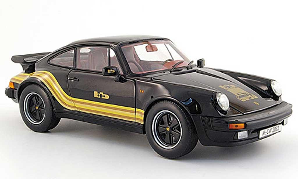Porsche 930 Turbo 1/18 Norev b&b sondermodell mcw le 1.000 1976 miniature