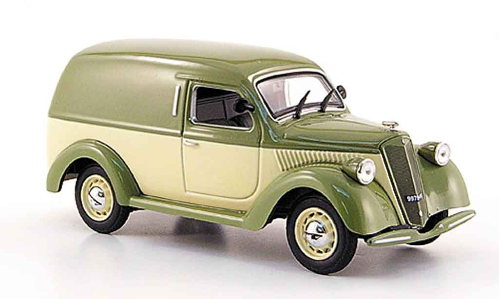 Lancia Ardea 1/43 Starline 800 furgoncino oliv  oliv 1951 miniature