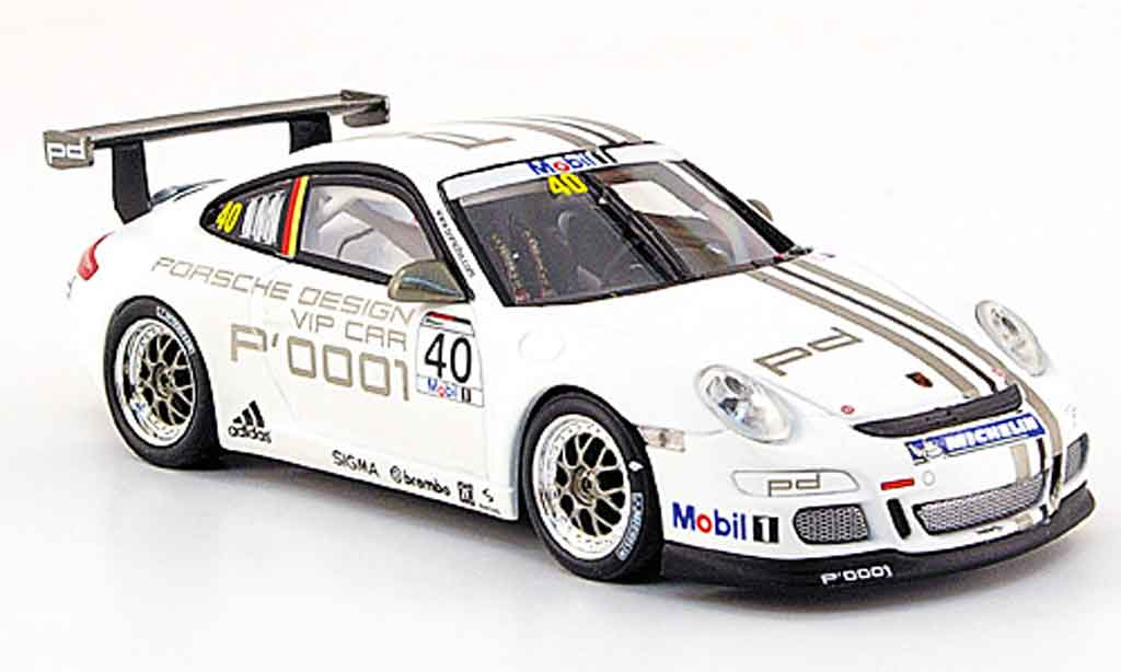 Porsche 997 GT3 CUP 1/43 Minichamps GT3 Cup 2008 No.40 Vip Car diecast model cars