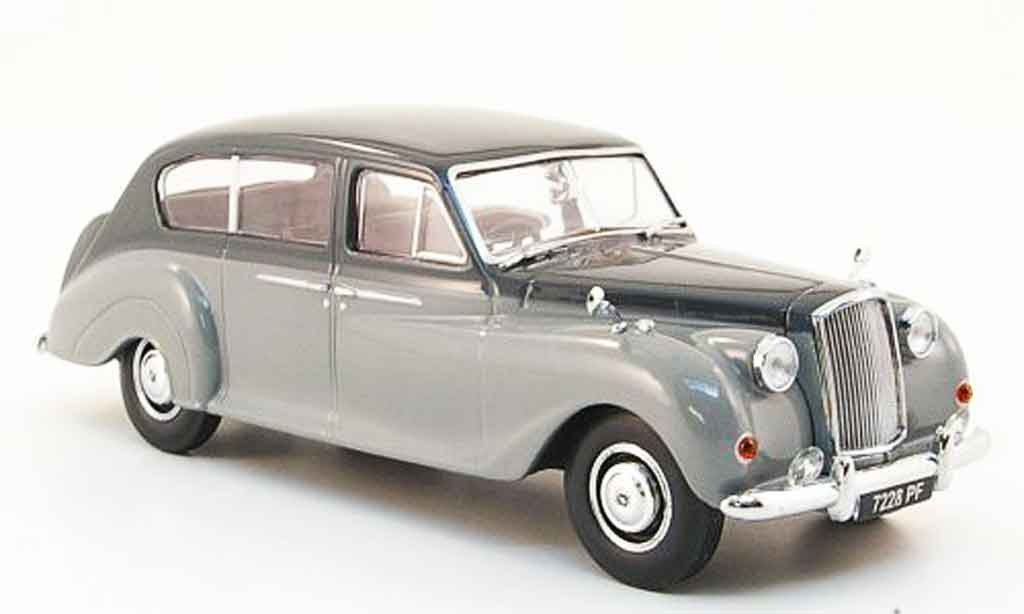 Austin Princess 1/43 Oxford grise miniature
