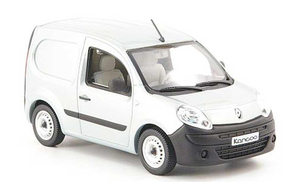 Renault Kangoo 1/43 Norev Compact grise 2008 miniature