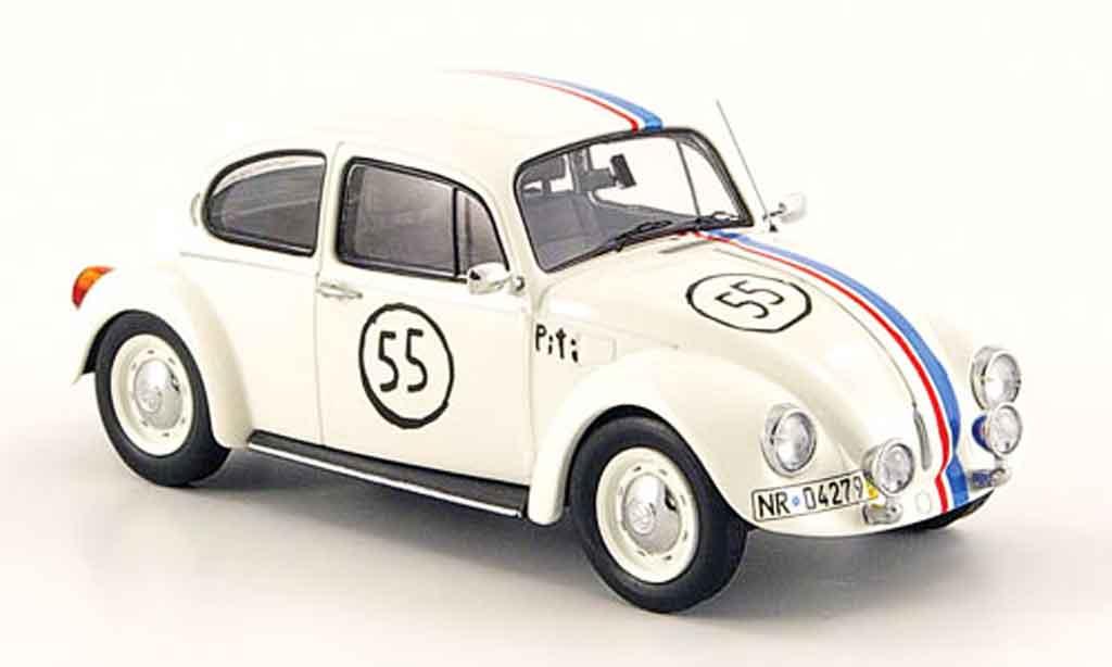 Volkswagen Coccinelle 1/43 Schuco 1600 no.55 die ludolfs diecast