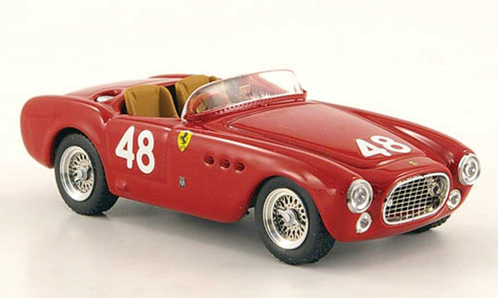 Ferrari 225 1952 1/43 Art Model S No.48 Targa Florio miniature