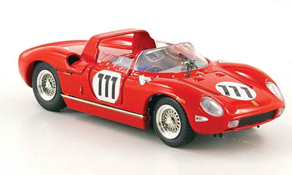 Ferrari 250 P 1963 1/43 Art Model no.111 nurburgring miniature