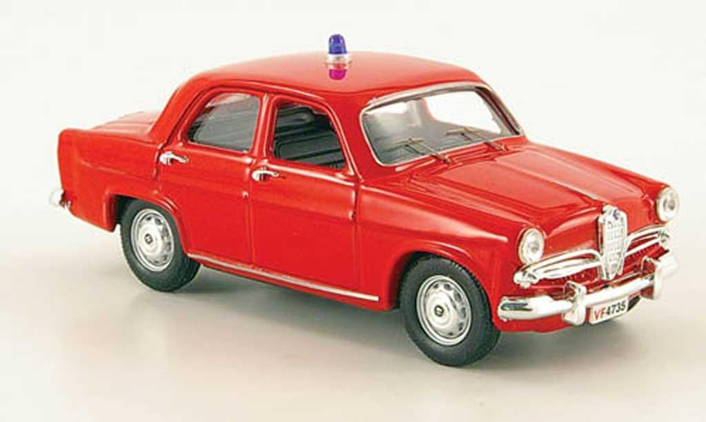 Alfa Romeo Giulietta Ti 1/43 Rio Vigli del Fuoco  Feuerwehr 1956 miniature
