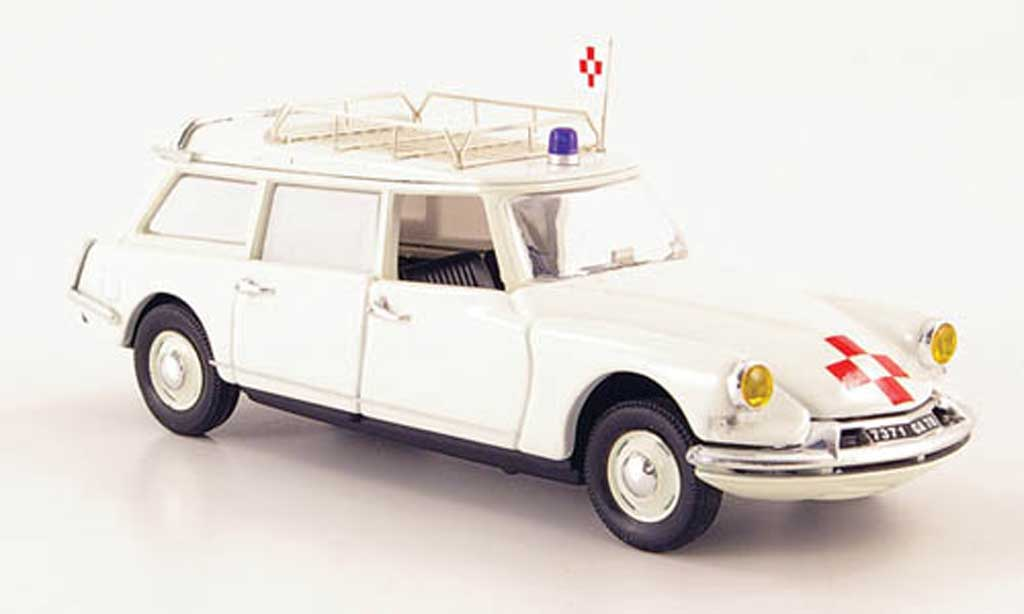 Citroen ID 19 1/43 Rio Break Ambulanz 1959 miniature