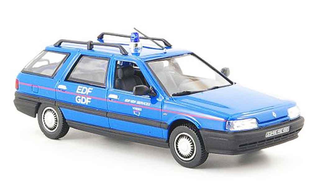 Renault 21 Nevada 1/43 Norev edf gdf 1985 miniature