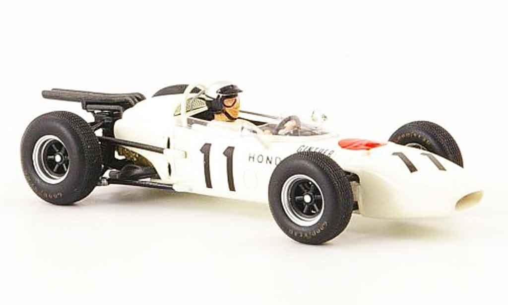 Honda F1 1/43 Ebbro RA272 No.11 Formel 1 Sieger GP Mexiko 1965 miniature