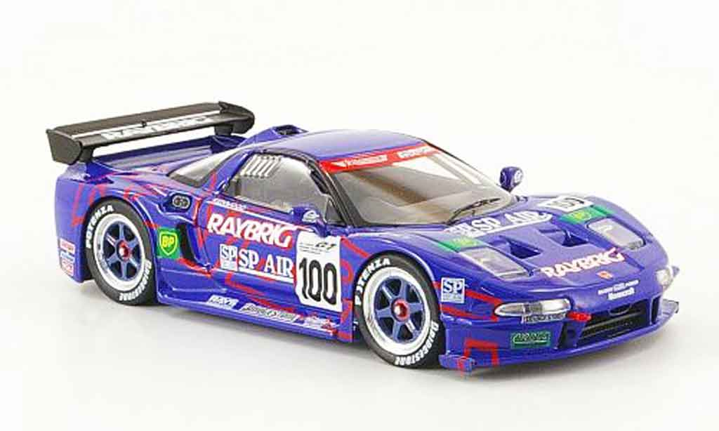Honda NSX JGTC 1/43 Ebbro No.100 Raybrig Debut 1997 diecast model cars