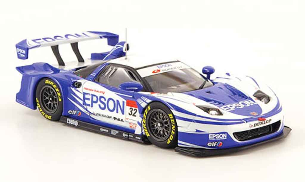 Honda NSX Super GT 1/43 Ebbro No.32 Epson 2009 diecast model cars