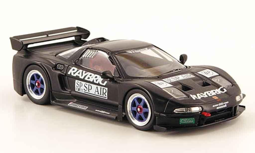 Honda NSX JGTC 1/43 Ebbro Raybrig Test Car 1997 diecast