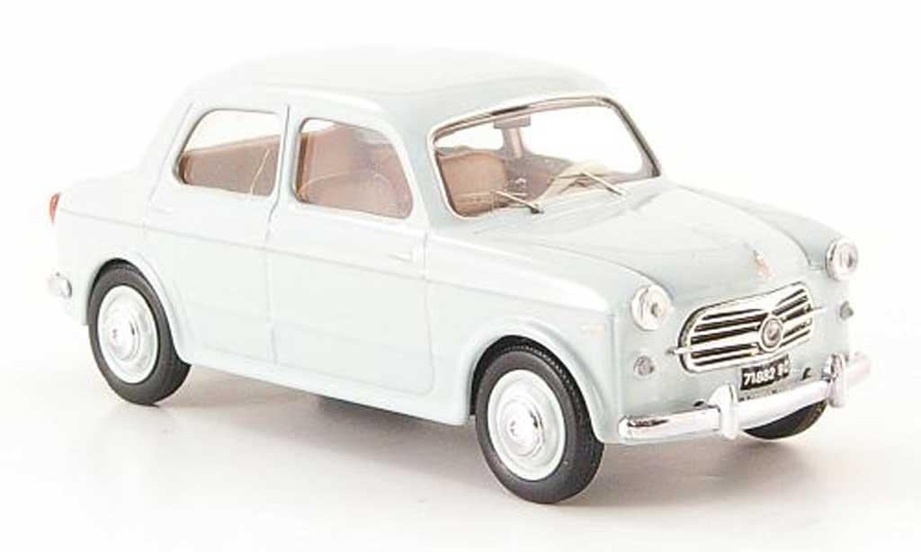 Fiat 1100 1956 1/43 Rio / 103 E grey diecast model cars