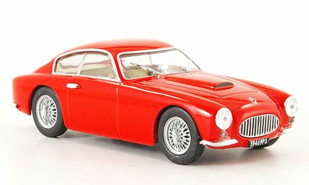 Fiat 8V 1/43 Starline Zagato rouge 1952 miniature