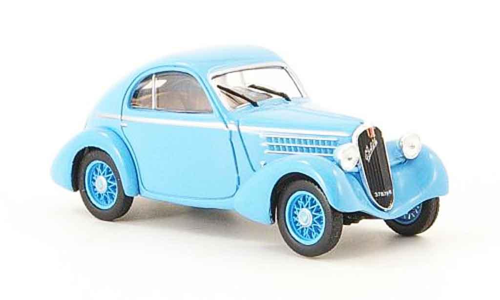 Fiat 508 1/43 Starline CS Balilla Berlinetta bleu 1935 miniature