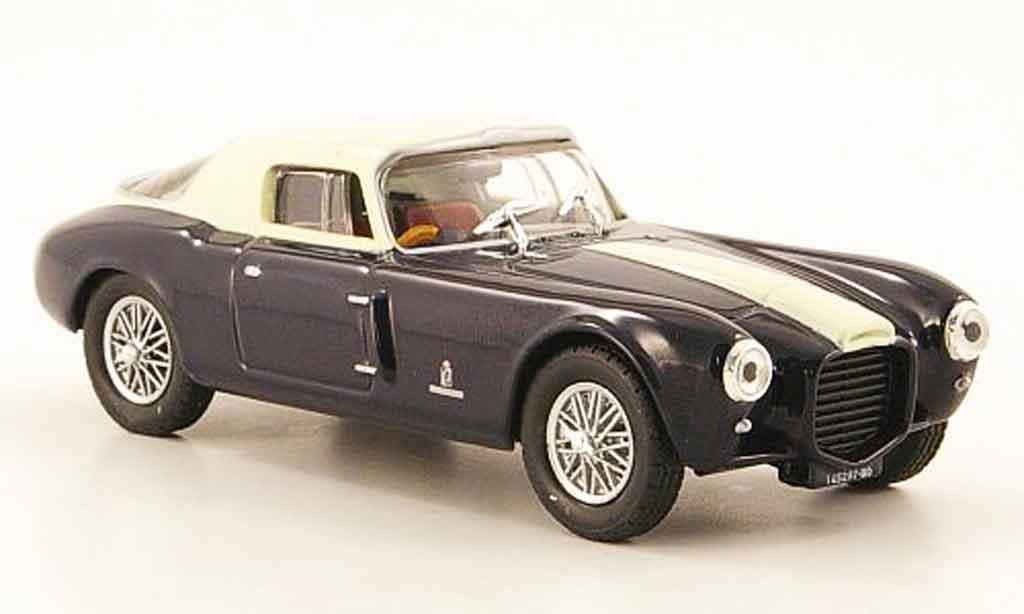 Lancia D20 1/43 Starline berlinetta pinin farina bleu blanche 1952 miniature