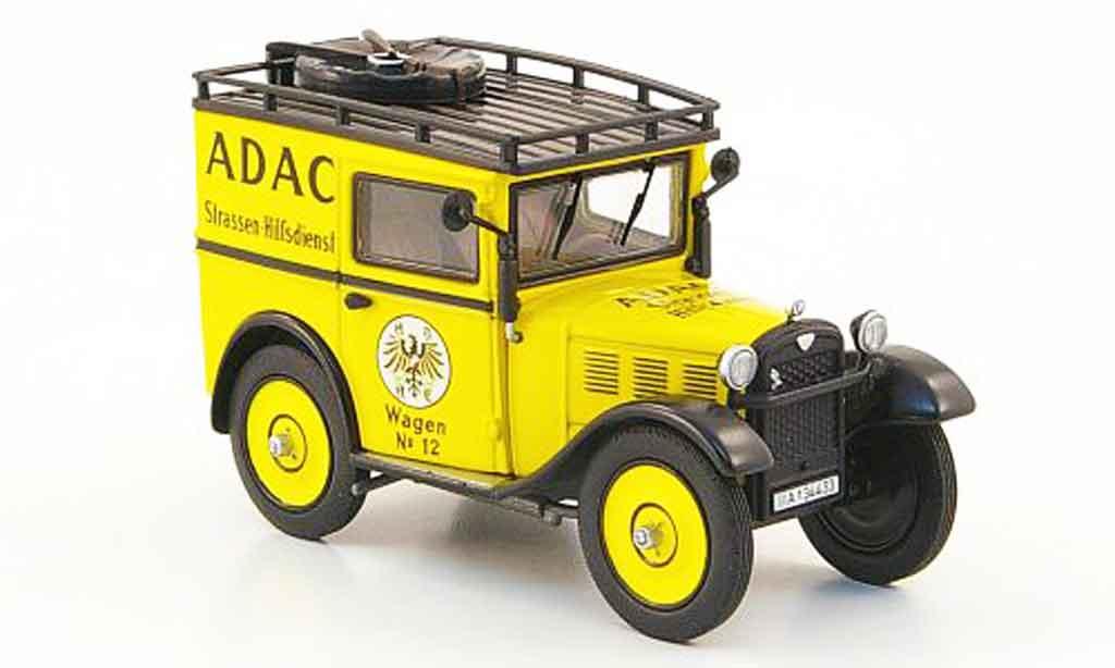Bmw Dixi 1/43 Premium Cls Eillieferwagen ADAC Strassen Hifsdienst miniature