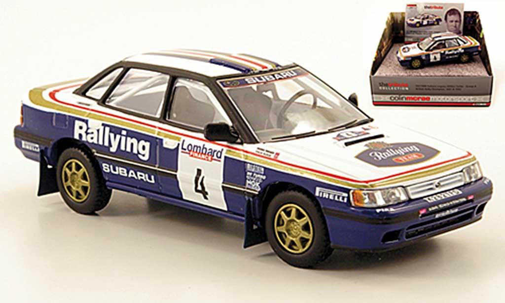 Subaru Legacy RS Turbo 1/43 Vanguards 2000cc Gr.A No.4 BRC Champion 1991 & 1992 miniature