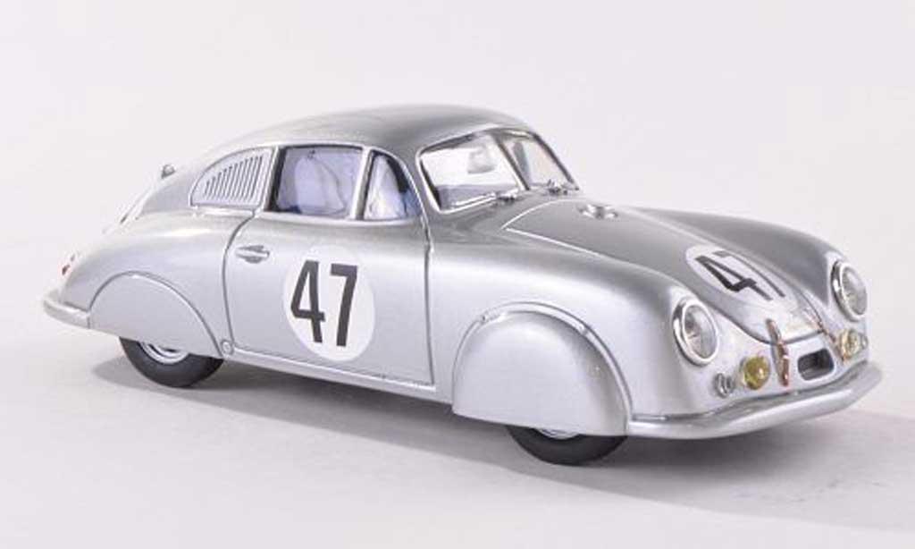 Porsche 356 1951 1/43 Minichamps No.47 24h Le Mans Sauerwein/Brunet miniature