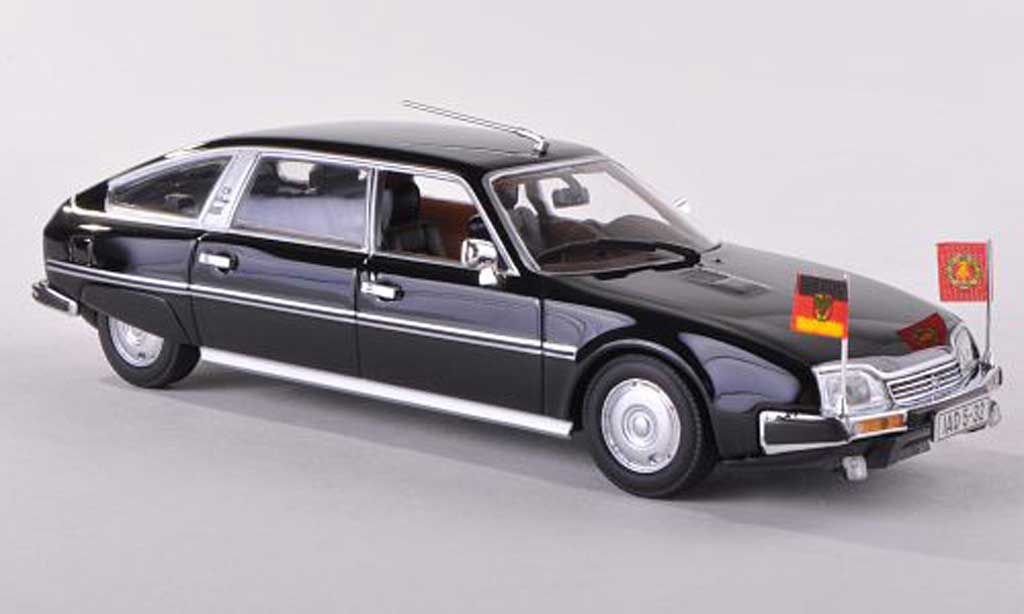 Citroen CX 1/43 Minichamps Prestige Erich Honecker 1984 diecast model cars