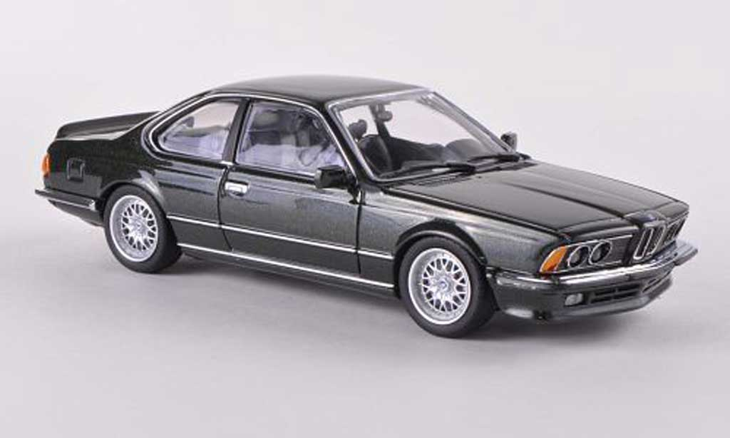 Bmw 635 CSI 1/43 Minichamps (E24)  verte 1982 miniature