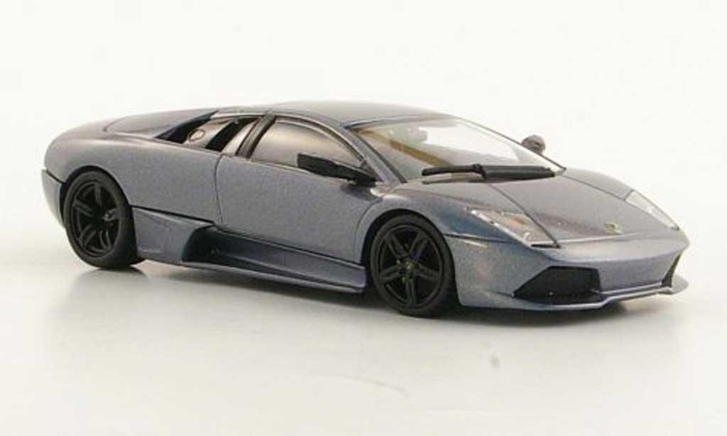 Lamborghini Murcielago LP640 1/43 Minichamps LP 640 gray 2006 diecast