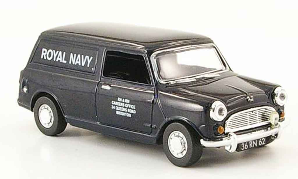 Austin Mini Van 1/43 Oxford Royal Navy miniature