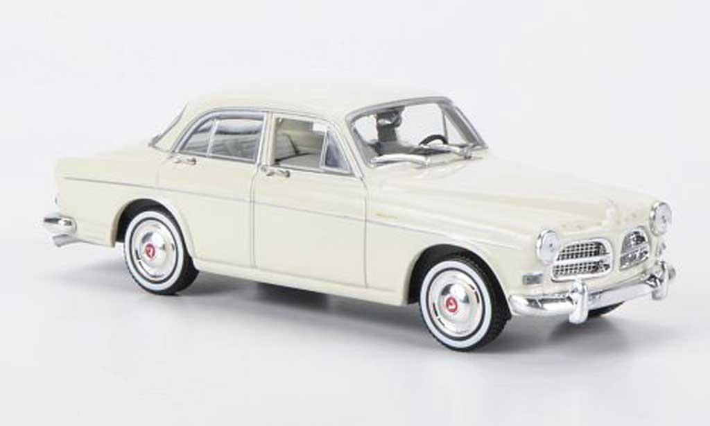 Volvo 121 1/43 Minichamps Amazon blanche 4-portes 1959