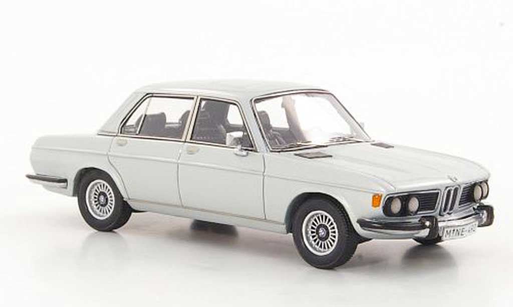 Bmw 3.0 S 1/43 Neo (E3) grise beige 1969