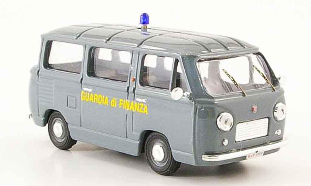 Fiat 900 1/43 Pego T Minibus Guardia di Finanza miniature