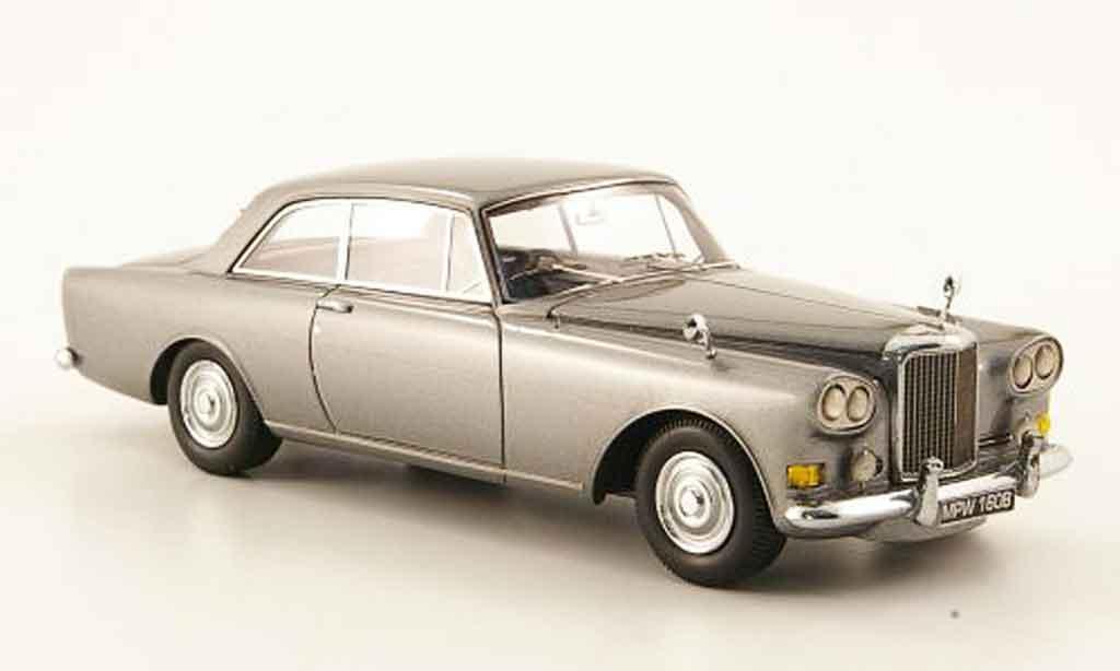 Bentley Continental SIII 1/43 Neo Mulliner Park Ward grise 1963