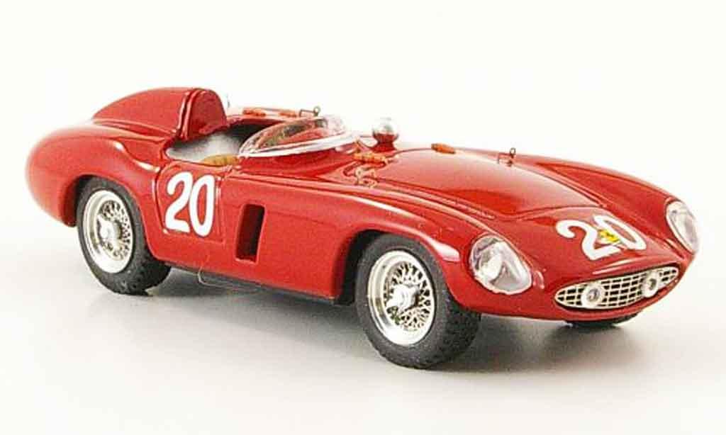 Ferrari 750 1/43 Art Model monza no.20 cornacchia landi monza 1955 miniatura